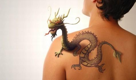 Оживающие татуировки