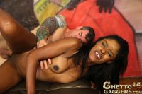 Ghetto Gaggers Ashlyn Sixxx 3