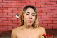 Latina Throats Camille Lixx