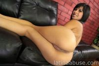 Latina Throats Jasmine Gomez