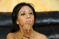 Latina Throats Leslie Sierra