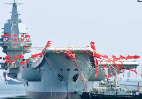 CNAS' 'Beyond the San Hai: The Challenge of China's Blue-Water Navy'