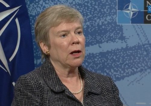NATO's Gottemoeller: Defense Investment Good for Alliance, Individual Member States