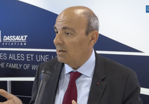 Dassault Aviation's Trappier: As US Buys American, Europe Should Buy European