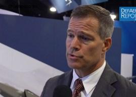 Lockheed Martin's Babione on F-35 Cost Cutting Efforts, UK Program Change Cost Impact