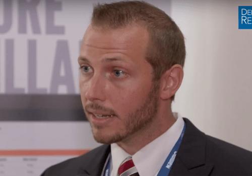 DSEI 2017: BlackBox Biometrics' Featherman on How Blast Gauge Helps Triage IED Victims