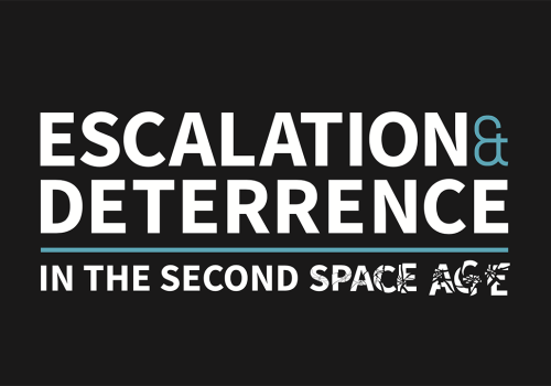 CSIS: 'Escalation and Deterrence in the Second Space Age'