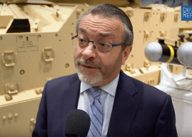 BAE Systems' Signorelli on Giving the Bradley Short-Range Air Defense Capabilities