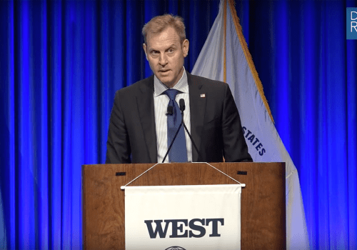 DoD's Shanahan: Cybersecurity, Foreign Military Sales Top Pentagon Priorities for Industry