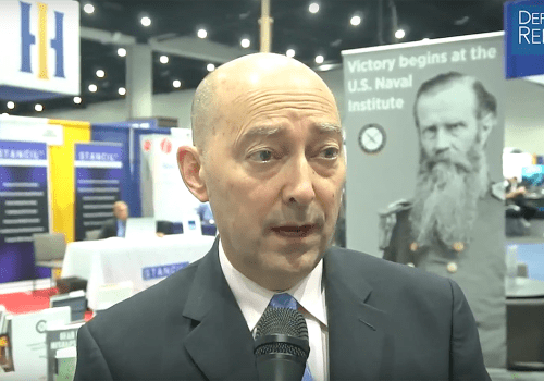 USNI's Stavridis: 'Bloody Nose' Strike on North Korea Would Most Likely Lead to War