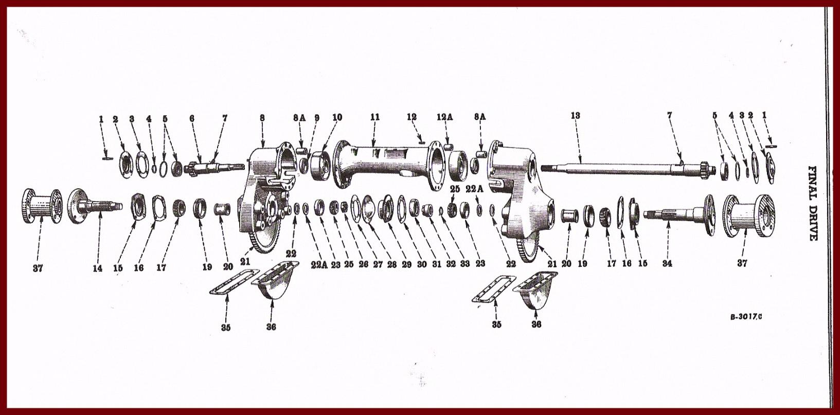 Farmall H Wiring Diagram Conversion