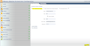 Install and configure vRealize Orchestrator 6 - 05