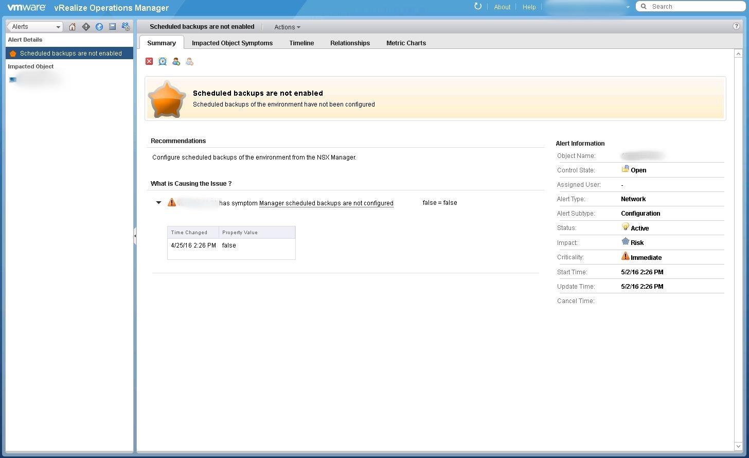 How to backup NSX Manager using FileZilla Server