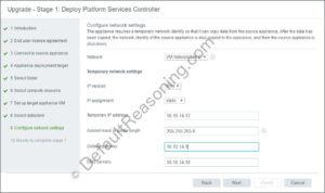 vCSA 6.5 with external PSC - 08
