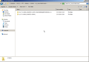 vCSA 6.7 Backup Schedule - 01