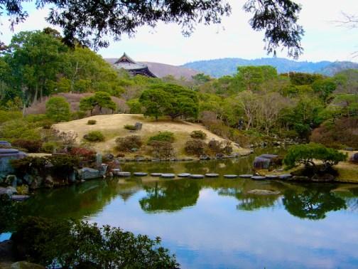 Jardin Isuien - Nara - région du Kansai - Japon