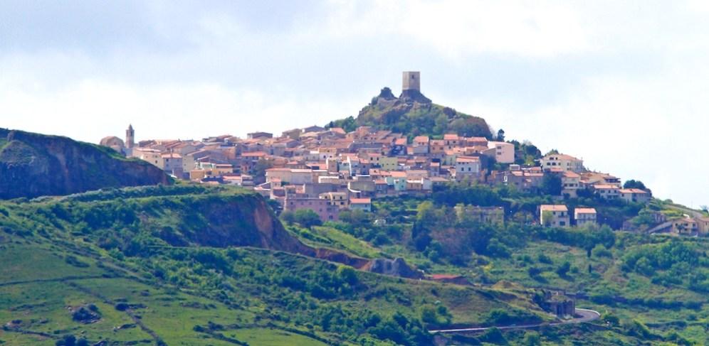 Osilo, Sardaigne, Sardinia, Sardegna