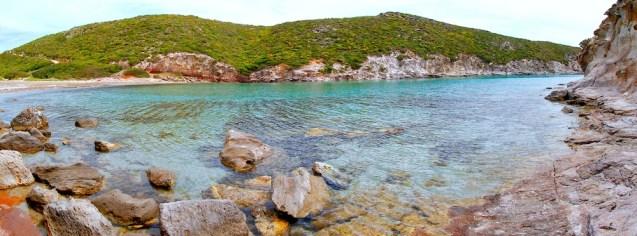 Cala Lunga, Sant' Antioco, Sardaigne, Sardinia, Sardegna