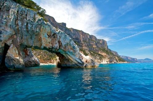 Cala Goloritze, Golfo di Orosei, Sardaigne, Sardinia, Sardegna