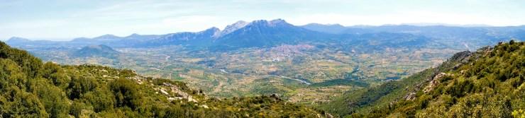 Supramonte, Monte Ortobene, Sardaigne, Sardegna, Sardinia