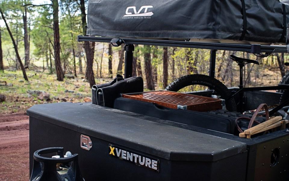 xventure offroad trailer