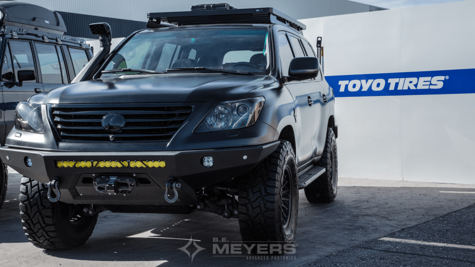 overland, landcruiser, 200 series, adventuremobile, Toyo Tires, sema