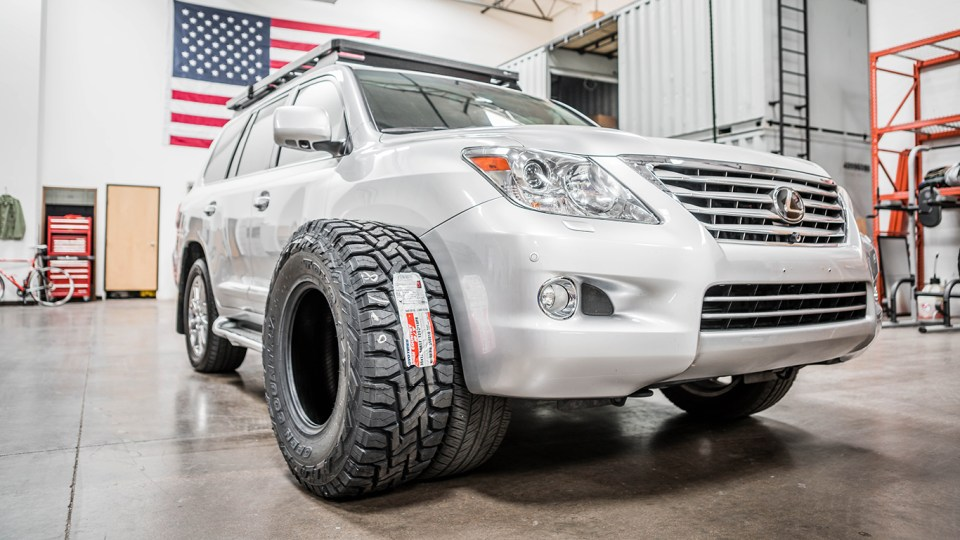 Lexus LX570, overland, landcruiser, 200 series, adventuremobile, Toyo tires