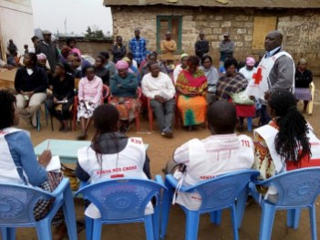 Community NCD Sensitization Sessions