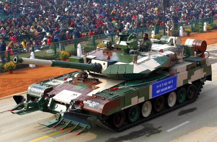 India's Indigenous main battle tank