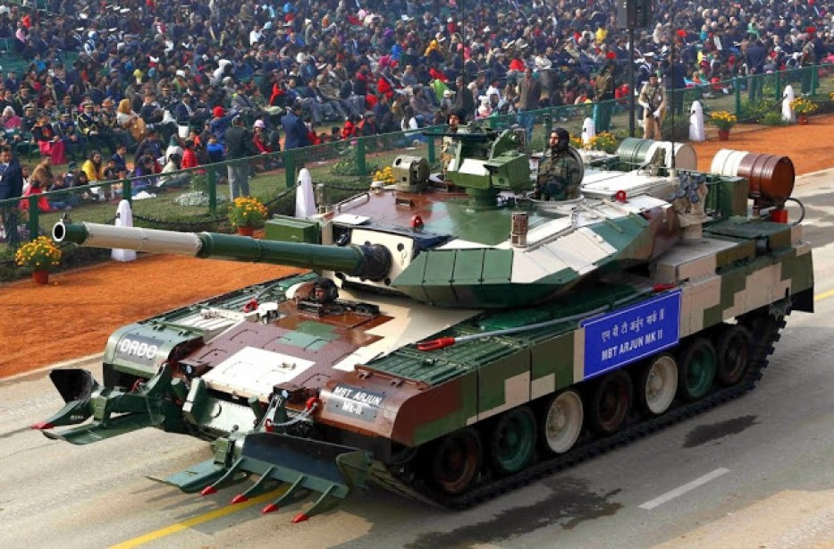 India's Indigenous main battle tank