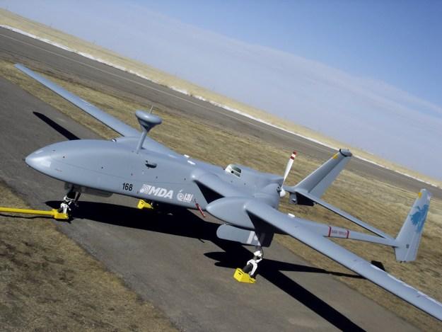 UAV-Heron