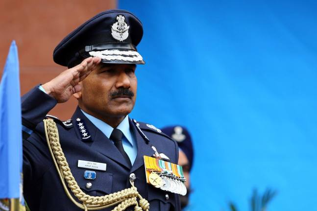Arup-Raha-IAF-chief-Air-Marshal