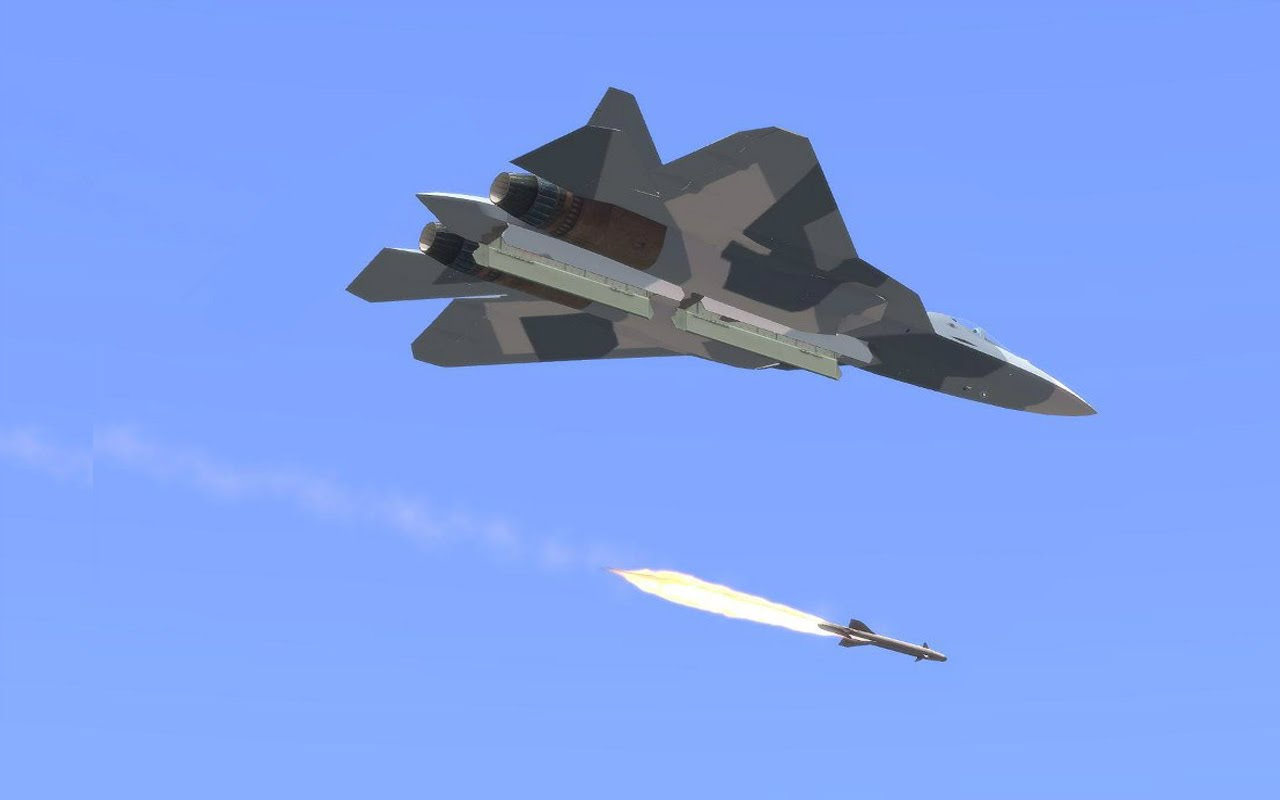 5th Generation Chinese Fighter - J-X