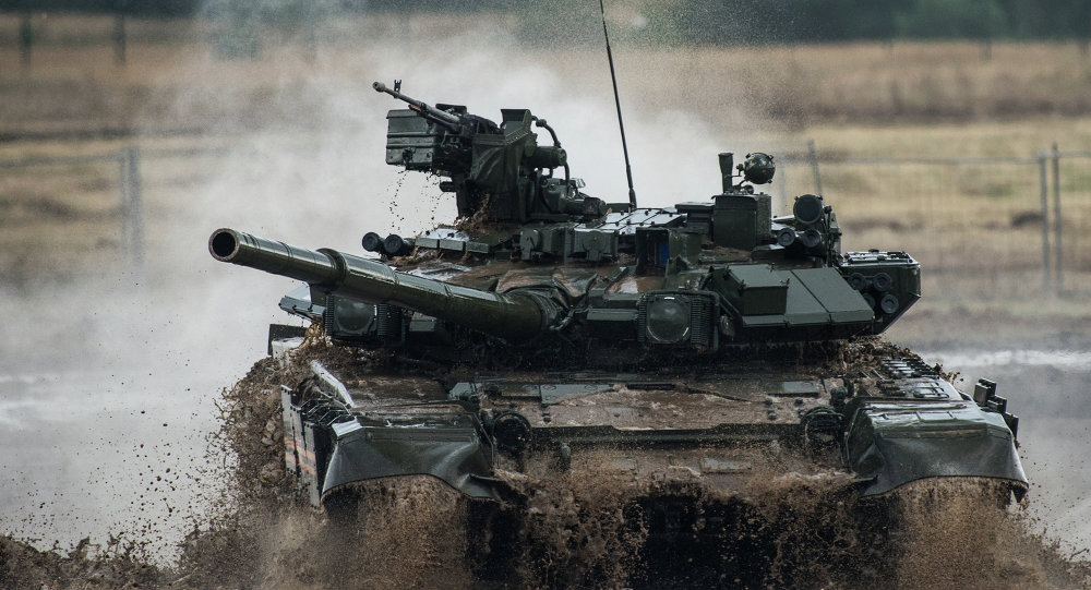 M1 Abrams vs. T-90: Top US General Admits Russia Has Achieved Tank Parity