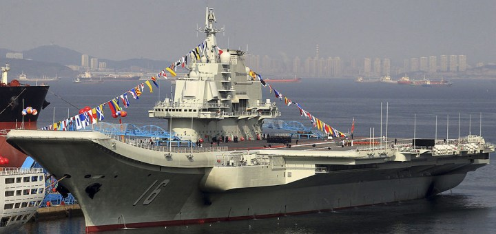 "Why China's New Aircraft Carrier ""Shadong"" Cannot Challenge India"