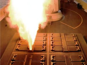Firing a HQ-16 Surface to Air Missile