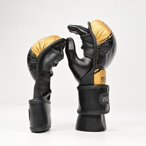 Defend MMA Gloves Wolf by Lygone_3