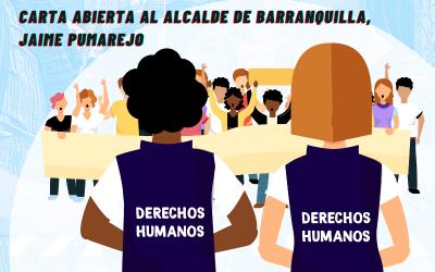 Carta abierta al alcalde de Barranquilla, Jaime Pumarejo