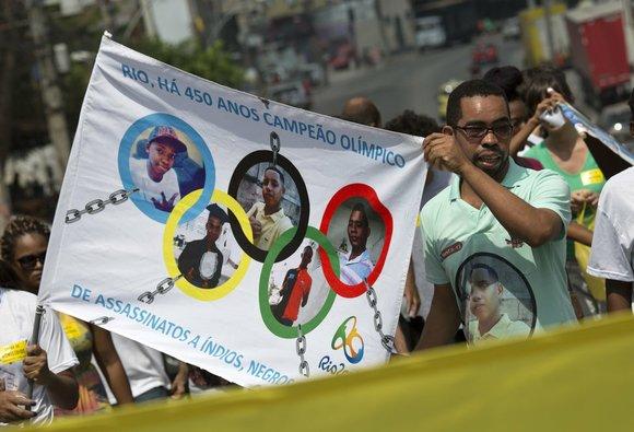Black Lives Matter headed to the Rio Olympics