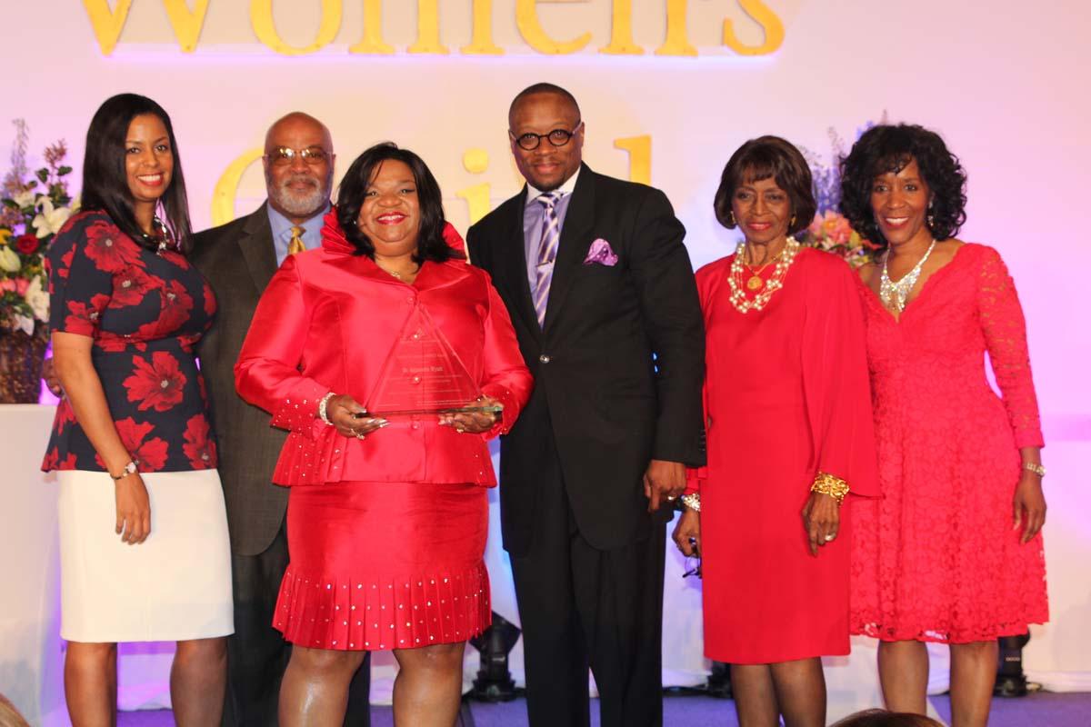 Wheeler Avenue WOMEN'S GUILD AWARDS LUNCHEON