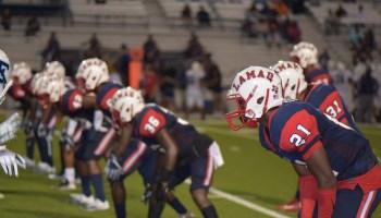 Lamar HS Football Team