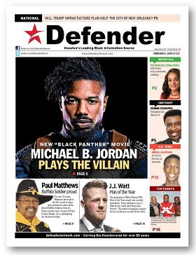 Defender Black Panther
