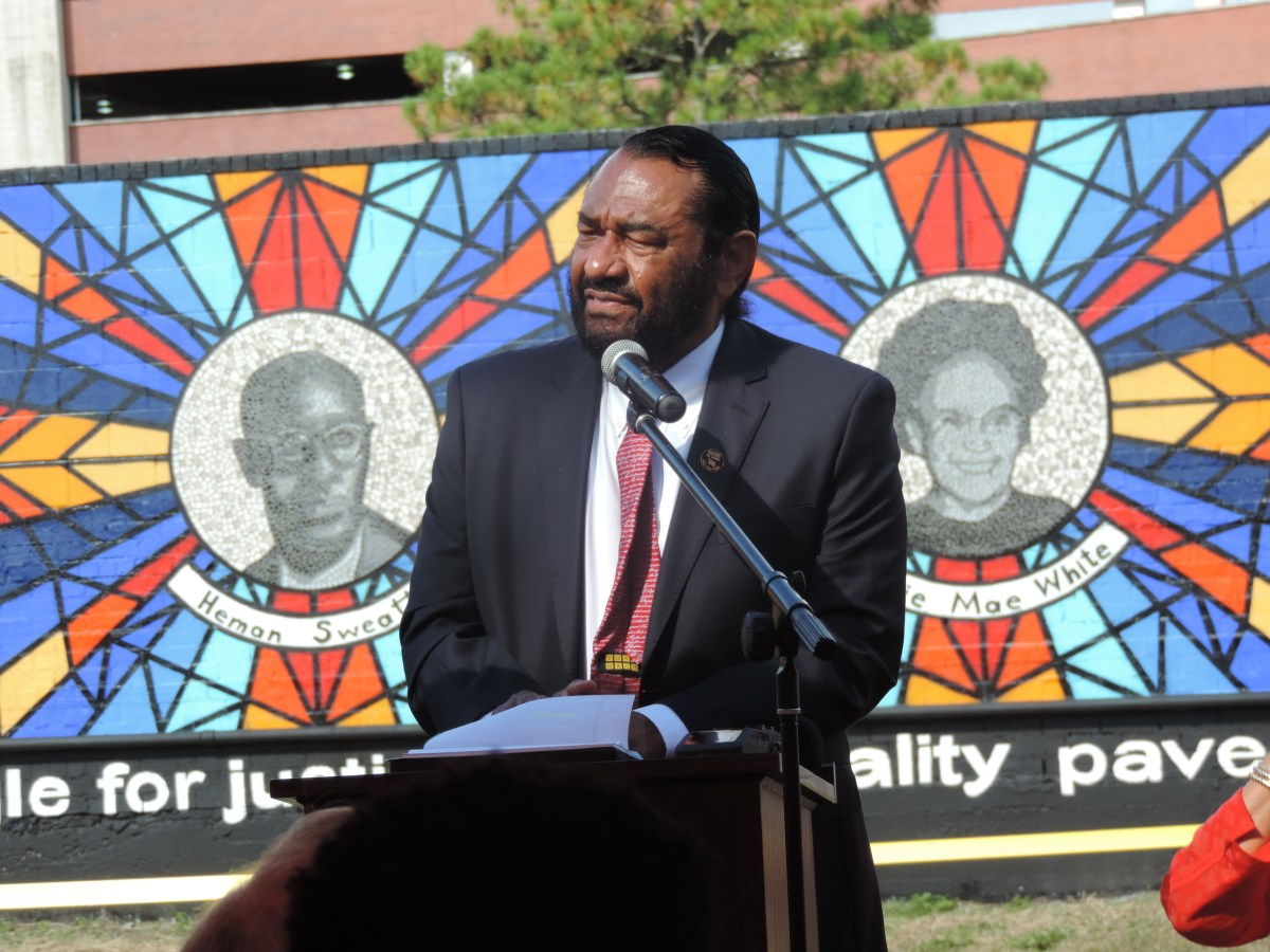 Cong. Al Green announces $50M headed to small businesses in Houston's 9th District