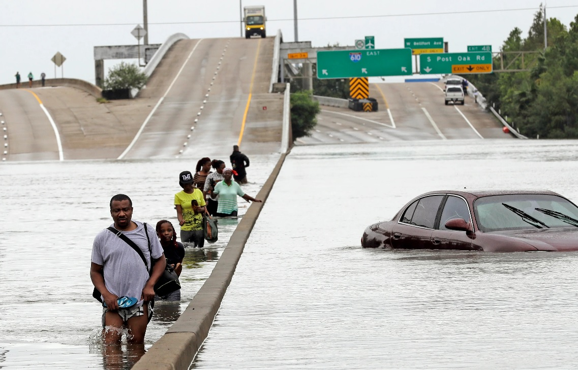 Houston, Harris Co. get nothing in latest round of $1B federal Hurricane Harvey relief
