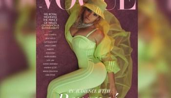 Beyoncé lands December cover of 'British Vogue'