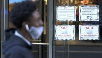 Experts: Virus numbers could be erratic after Thanksgiving