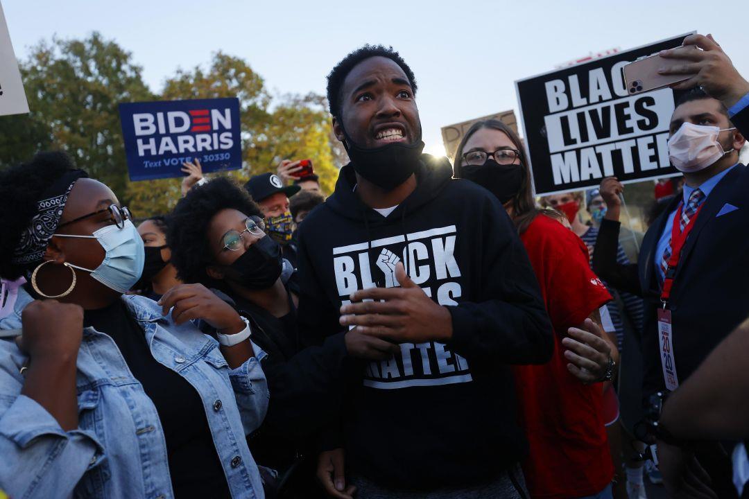 "Joe Biden's ""Lift Every Voice"" plan for Black America"