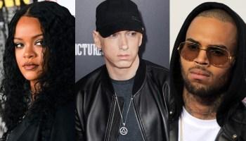 Eminem's song has apology to Rihanna for Chris Brown lyrics