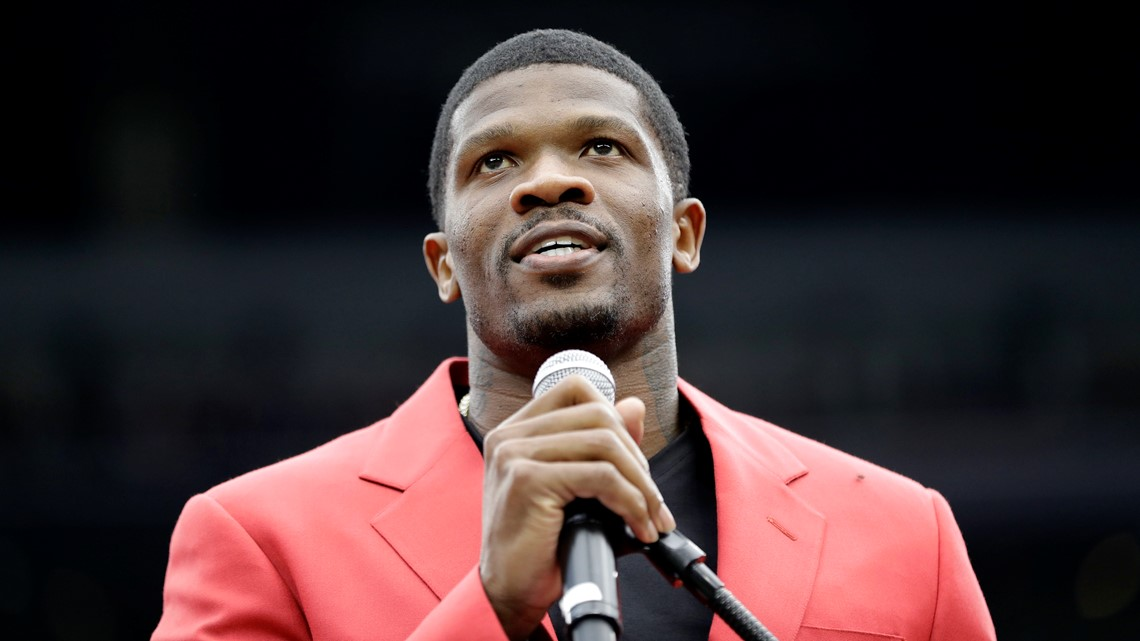 Andre Johnson headlines 2021 Houston Sports Hall of Fame class