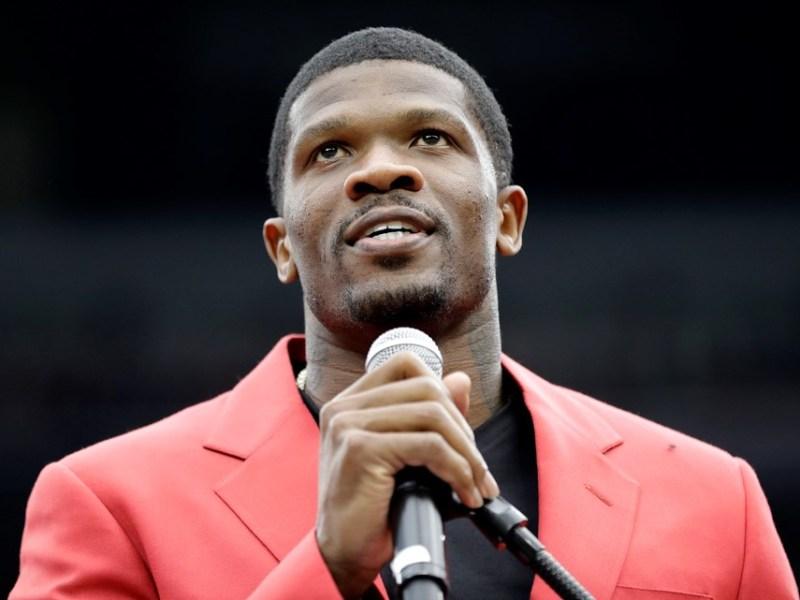 Andre Johnson headlines 2021 Houston Sports Hall of Fame class